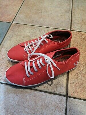 £8.99 • Buy Fred Perry Shoes Size 8