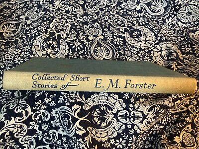 £4 • Buy Collected Short Stories Of E. M. Forster