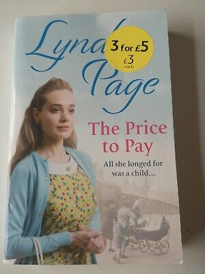 £0.49 • Buy The Price To Pay By Lynda Page (Paperback, 2012). Brand New.