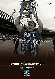 £4.99 • Buy Everton Fc - 1995 FA Cup Final Everton V Manchester United [DVD] - Good Used Con