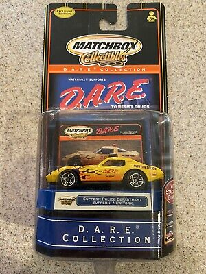 £2.90 • Buy Matchbox Collectibles Dare 1:64 Suffern New York Police Department 1/64