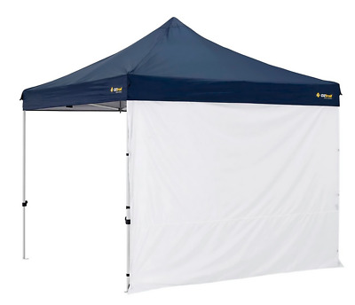 AU54.95 • Buy OZtrail 3.0m Gazebo Solid Wall - 150D Polyester - Keep Out Wind & Water - White