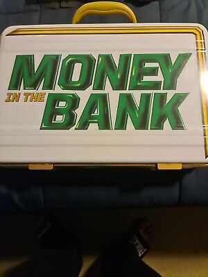 AU50 • Buy Wwe Carmella Money In The Bank Briefcase Signed Comes With Certificate