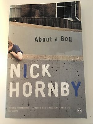 £1.50 • Buy About A Boy By Nick Hornby (Paperback, 2000) Penguin Books