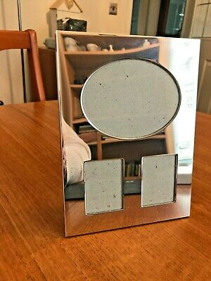 £3.80 • Buy Silver Mirrored Photo Frame