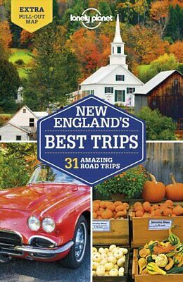 £12.49 • Buy Lonely Planet New England's Best Trips By Lonely Planet 9781787013513