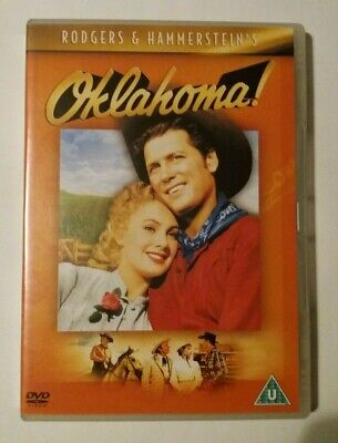 £0.99 • Buy Oklahoma! DVD Rodgers And Hammerstein Musical 1955
