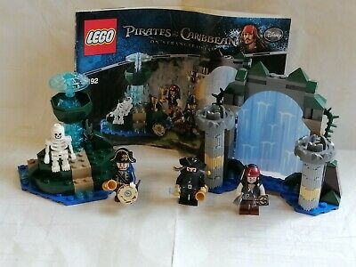 £42.03 • Buy Lego Pirates Of The Caribbean Fountain Of Youth Set 4192
