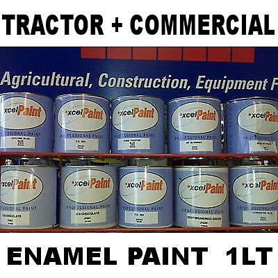 Tractor Machinery Enamel Paint  New Holland White - 1lt • 22.50£