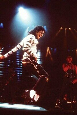 MICHAEL JACKSON POSTER Live In Concert RARE HOT NEW 5 • 9.16£