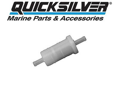 Mercury / Mariner 4-Stroke Outboard In-Line Fuel Filter (35-879885Q) 30hp+ • 23.25£