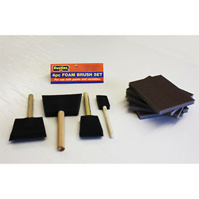 Aftercare Kit For Solid Wood Worktops / Timber Surfaces DIY Oil Application Kit • 15£