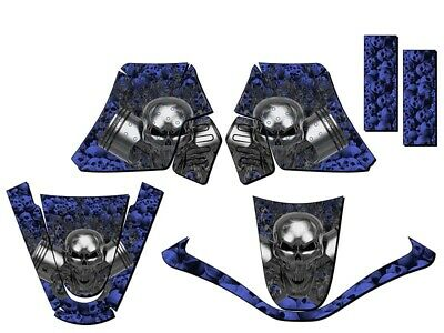 $ CDN72.56 • Buy Pw 50 1990 - 2018 Graphics Kit Yamaha Pw50 09 08 07 Deco Decals Stickers Moto