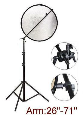 £42.56 • Buy Photography Studio Light Reflector Disc Holder + Stand