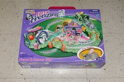 £65.18 • Buy FurReal Friends Furry Frenzies Scoot & Scurry City Set NEW