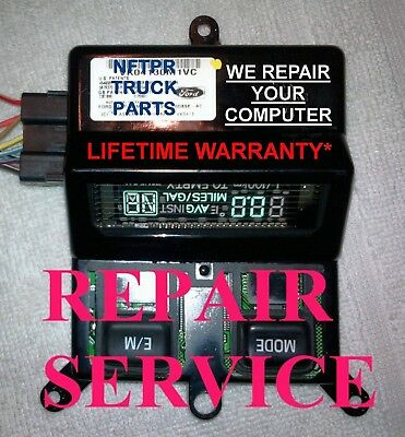 $19 • Buy 🔥 Ford Superduty F250 F350 Overhead Console Computer Repair Message Center