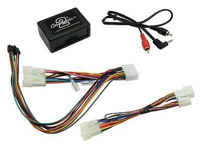 MP3 IPod AUX IN ADAPTOR TOYOTA AVENSIS 04 On CTVTYX002 • 44.95£