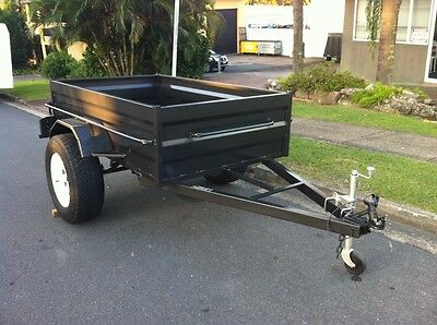 AU1995 • Buy New Heavy Duty Off Road Trailer ... Getaway Today With A New Trailer!