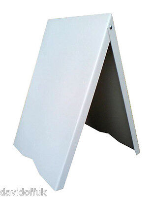 A-BOARD PAVEMENT ADVERTISING MENU SANDWICH BOARD Free Delivery Available PVC • 31£