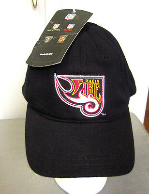 $ CDN132.39 • Buy RHEIN FIRE Football Hat NFL Europe Cap NWT Germany WLAF Dusseldorf NEW W/ Tags