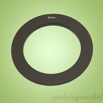 £3.21 • Buy 62mm Adapter Ring Connector Fits For Cokin P Series Filter Holder & Camera Lens