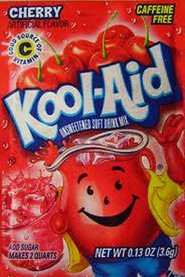 Kool-Aid Drink Mix Cherry 10 Count  • 3.76£