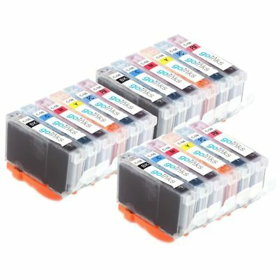 £17.40 • Buy 18 Ink Cartridges For Canon PIXMA IP6600D IP6700D MP950 MP960 MP970 & Pro 9000