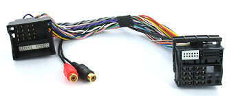 MP3 IPod AUX IN ADAPTOR FORD FOCUS 2004 On CTVFOX002 • 32.50£