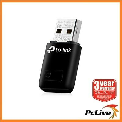 AU28.30 • Buy TP-Link TL-WN823N Mini Wireless N 300Mbps USB Adapter HD Video Streaming Gaming