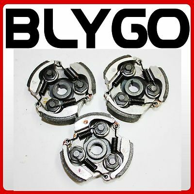 AU20.99 • Buy 3X 3 Shoes Centrifugal Clutch Plate 47cc 49cc Mini Pocket PIT Quad Dirt Bike ATV