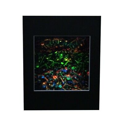 £21.59 • Buy 3D Nuts And Bolt Hologram Picture (MATTED), Collectible EMBOSSED Type Film