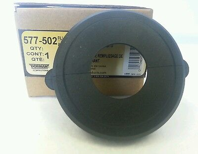 $24.95 • Buy FORD DORMAN (OE Solutions) FILLER NECK GAS FUEL SEAL TANK 577-502