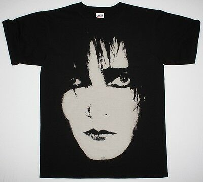 Siouxsie And The Banshees Sioux Face Post Punk Gothic The Cure New Black T-shirt • 8.99£