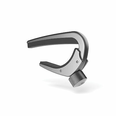$ CDN19.79 • Buy Planet Waves NS Capo Silver 6/12 String Guitar PW-CP-02S Chrome Ultra Light Cp02