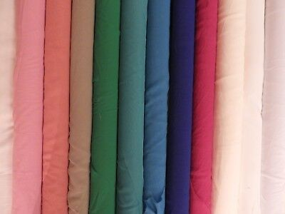 £3.75 • Buy New Chiffon Wedding Dress Clothing Fabric Bridal Prom Polyester By The Meter