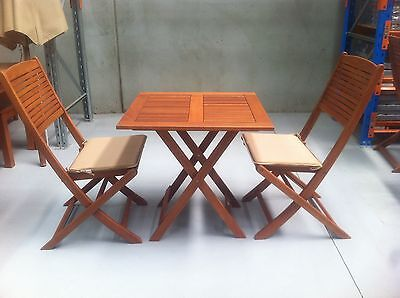 AU249 • Buy Premium OE Outdoor Furniture Folding Couples Set With Cushions