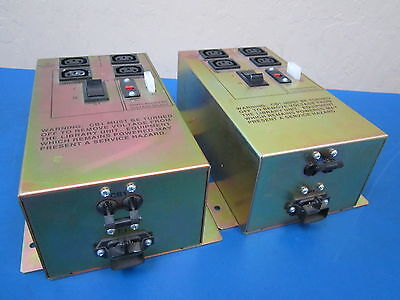 $ CDN125.31 • Buy Lot Of 2 Marway Power Systems MPD41999 120/200-240V 10/5A 50-60Hz Power Supply