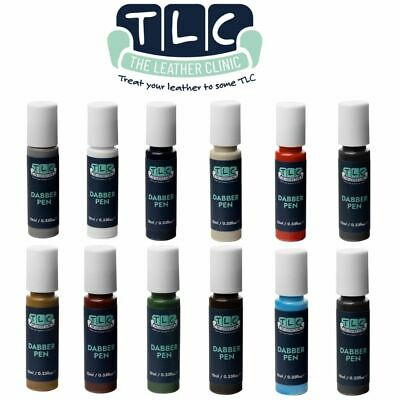 £6.95 • Buy Sofa Chair Leather Touch Up Scratch Repair Pen. All Colours & Custom Paint Dye.