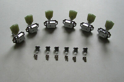 $ CDN12.54 • Buy LP Deluxe Tuning Keys Pegs Guitar Tuners Machine Heads 3L3R For Epiphone LP