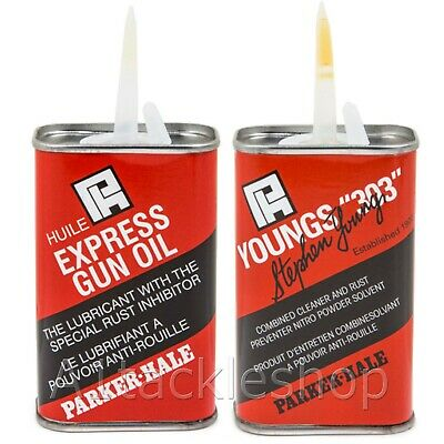 £7.89 • Buy Parker Hale Gun Cleaning Oil And Solvent - Choose Youngs 303 Or Express