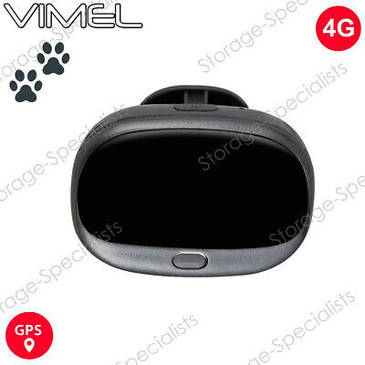 AU137 • Buy 4G GPS Tracker Pet Dog Cat Free WEB Tracking 3G WIFI Pets Anti Lost Phone