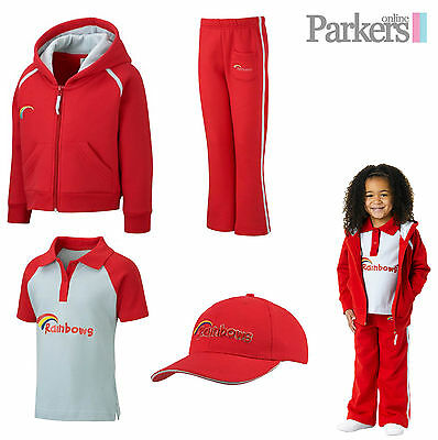 £42.99 • Buy New Official Rainbows Set Hoodie Hoody Polo Shirt Top Jogging Bottoms Cap Hat S2