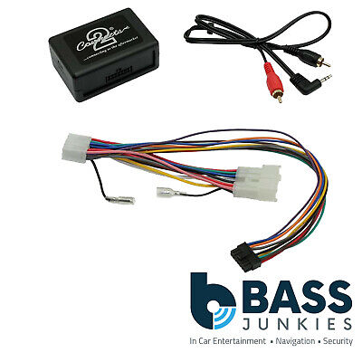 £34.99 • Buy CTVTYX001 For A Toyota Avensis 1998-04 Car Aux IPhone IPod Interface Adaptor