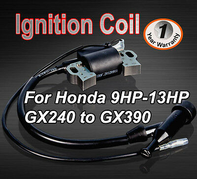 AU17.90 • Buy Ignition Coil For Honda Stationary Engine GX240 GX390 9HP 10HP 11HP 13HP 16HP