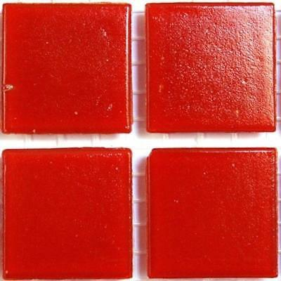£5.10 • Buy Vitreous Glass Mosaic Tiles 20mm - Red
