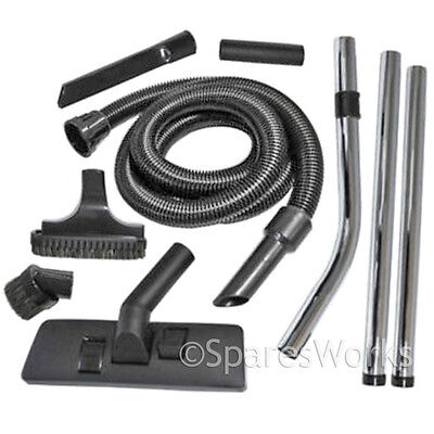 £22.49 • Buy Vacuum Cleaner 2.1m Hose Cleaning Extension Tool Kit For Numatic Charles CVC370