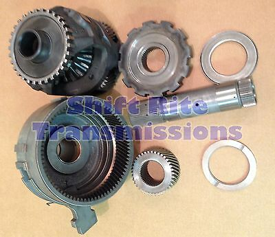 $149.99 • Buy 4t65e 42t Differential Set Assembly Final Drive Ring Gear Sun Gear Transmission