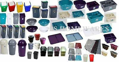 £6.95 • Buy  Plastic Bins Dish Drainer Cutlery Tray Mat Washing Up Bowl Matching Accessories