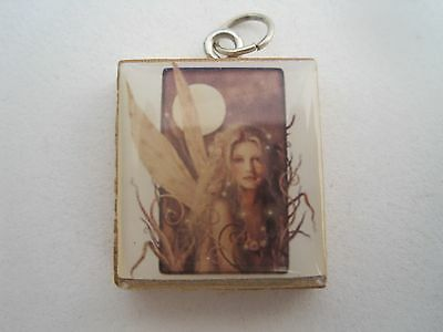 £8.52 • Buy Fairy Scrabble Tile Pendant With FREE Necklace