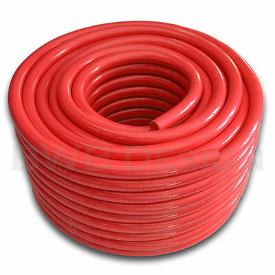 12mm ( 1/2  ) Fresh Water Food Grade Non Toxic Hose Pipe RED – Caravan Motorhome • 2.49£